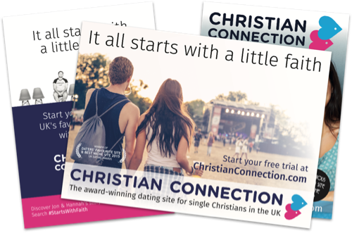 Christian Connection Ad